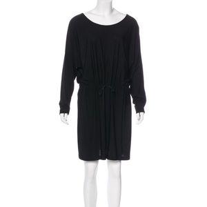Rag & Bone Cutout Black Dress